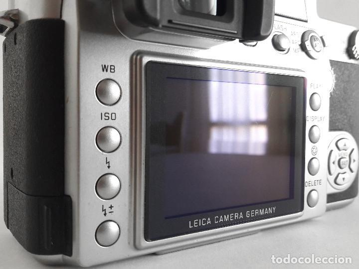 Cámara de fotos: LEICA DIGILUX 3 + OBJETIVO LEICA D 14-50 mm ASPH (F2.8-F3.5) + ACCESORIOS - Foto 6 - 191352416