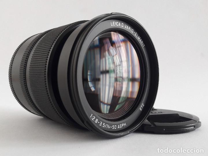 Cámara de fotos: LEICA DIGILUX 3 + OBJETIVO LEICA D 14-50 mm ASPH (F2.8-F3.5) + ACCESORIOS - Foto 7 - 191352416