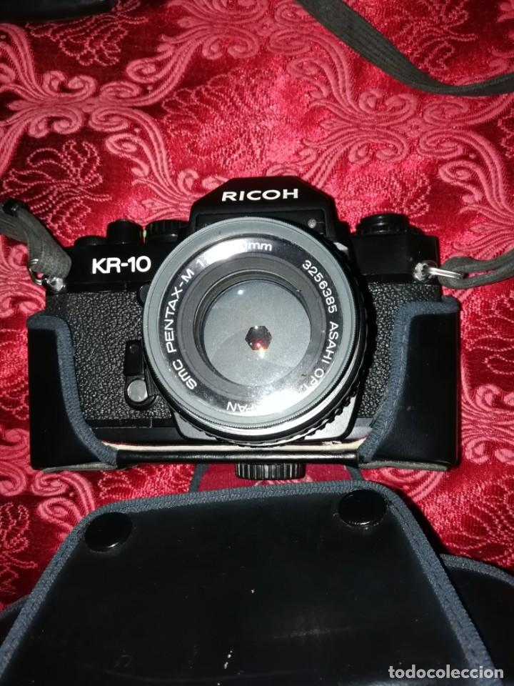 Cámara de fotos: Cámara Ricoh KR-10 - Foto 2 - 191461686