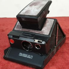 Câmaras de fotos: CAMARA FOTOGRAFICA POLAROID SX 70. MODELO 2. ESTADOS UNIDOS. CIRCA 1970.. Lote 191673588