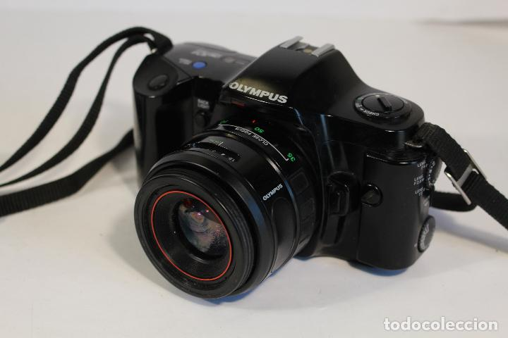 CAMARA REFLEX OLYMPUS OM 101 (Cámaras Fotográficas - Réflex (autofoco))