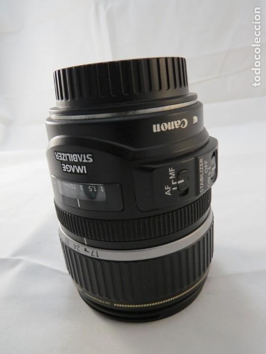 Cámara de fotos: Canon 60 D equipo completo - Foto 5 - 194128623