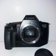 Cámara de fotos: EXCELENTE CAMARA CANON EOS 650 DE FINALES DE LOS 80´S. Lote 194342920