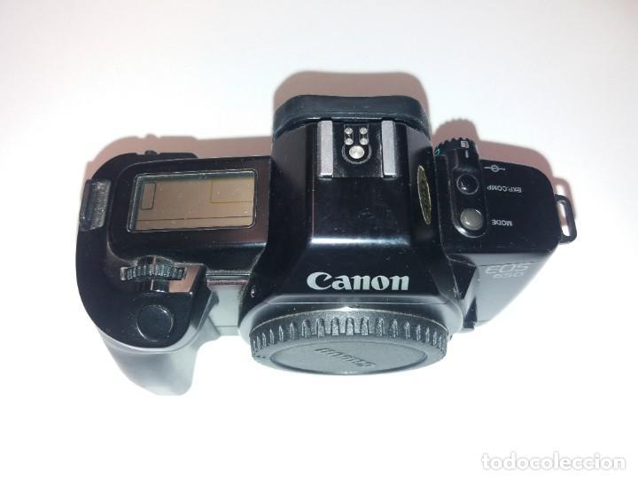 Cámara de fotos: EXCELENTE CAMARA CANON EOS 650 DE FINALES DE LOS 80´s - Foto 7 - 194342920