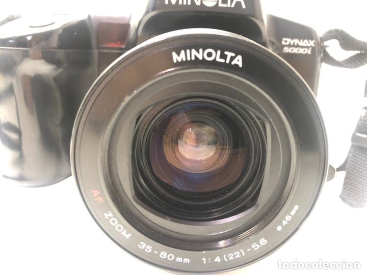Cámara de fotos: Cámara Minolta Dynax 5000i - Foto 2 - 194900537