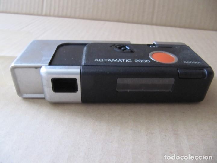 CAMARA DE FOTOS AGFAMATIC POCKET 2000 (Cámaras Fotográficas - Réflex (autofoco))