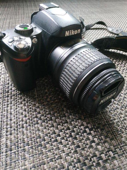 NIKON D60 DOBLE ZOOM KIT (Cámaras Fotográficas - Réflex (autofoco))