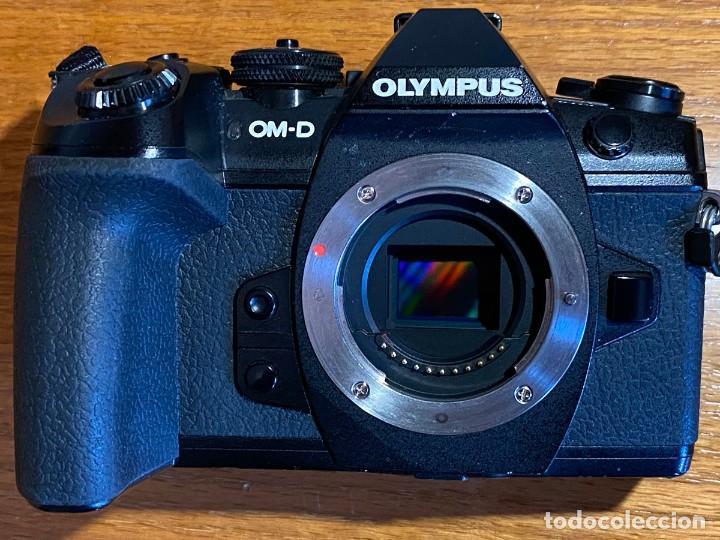 Cámara de fotos: Olympus OM-D E-M1 Mark II - Foto 2 - 195289385