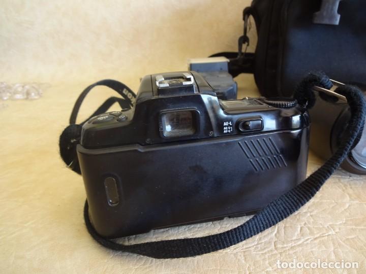 Cámara de fotos: camara nikon af f-601 con 3 objetivos nikkor 28-70mm sigma 70-300 dl macro tamron af 70-210 - Foto 4 - 195654315