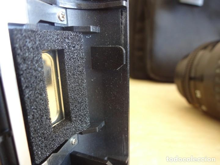 Cámara de fotos: camara nikon af f-601 con 3 objetivos nikkor 28-70mm sigma 70-300 dl macro tamron af 70-210 - Foto 6 - 195654315