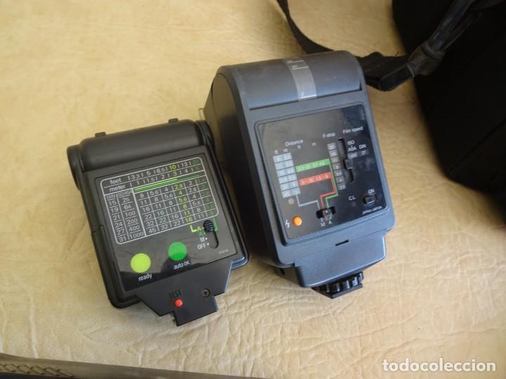 Cámara de fotos: camara nikon af f-601 con 3 objetivos nikkor 28-70mm sigma 70-300 dl macro tamron af 70-210 - Foto 9 - 195654315
