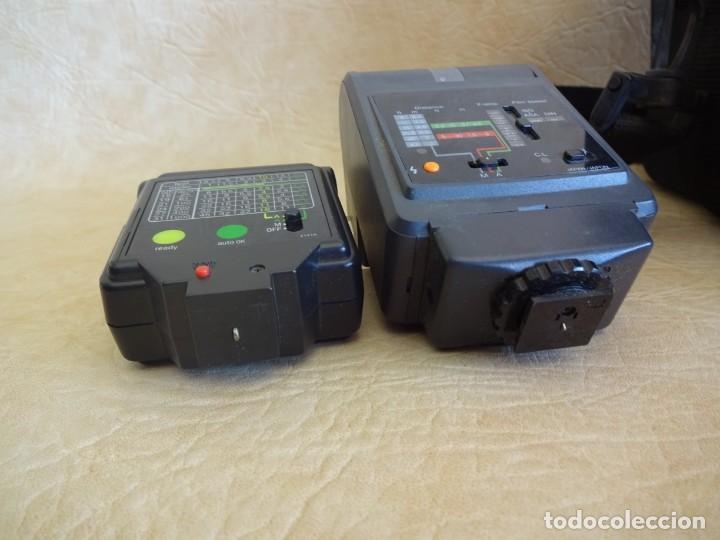Cámara de fotos: camara nikon af f-601 con 3 objetivos nikkor 28-70mm sigma 70-300 dl macro tamron af 70-210 - Foto 10 - 195654315