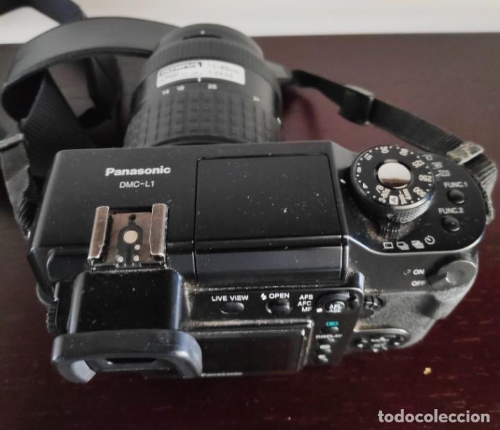Cámara de fotos: Cámara Digital Panasonic - Foto 6 - 196303442