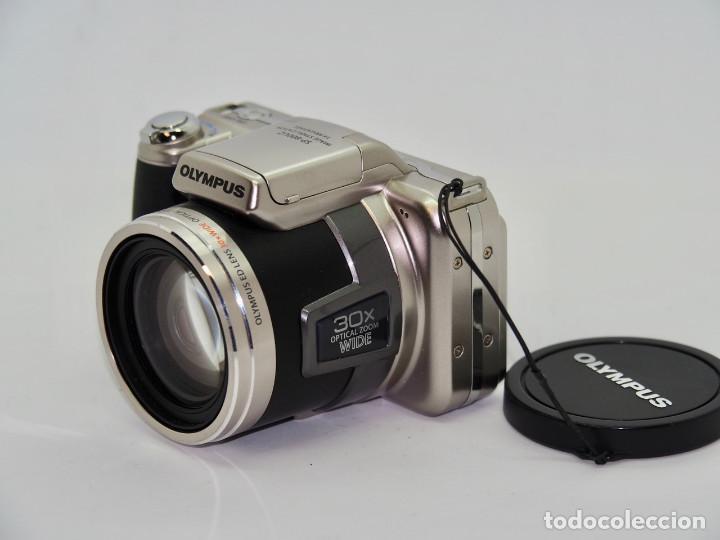 OLYMPUS SP-800UZ (Cámaras Fotográficas - Réflex (autofoco))