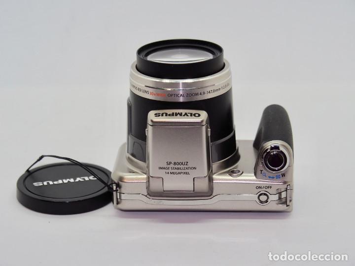 Cámara de fotos: Olympus SP-800UZ - Foto 2 - 197652636