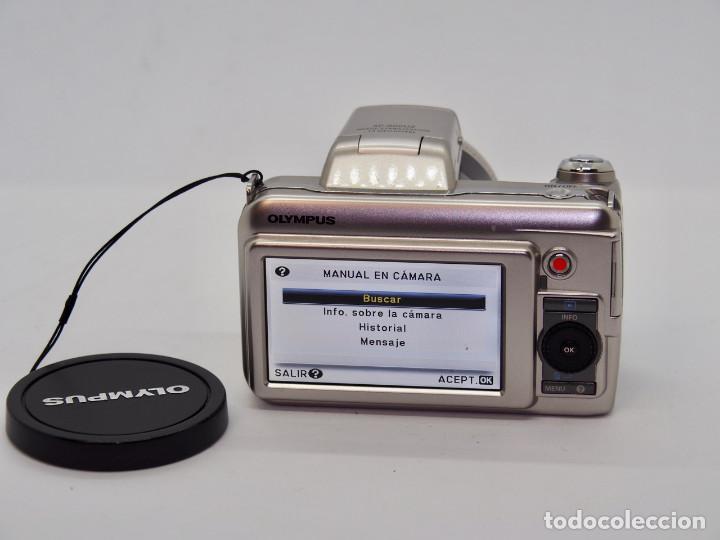 Cámara de fotos: Olympus SP-800UZ - Foto 3 - 197652636