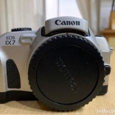 Cámara de fotos: CANON EOS IX7. Lote 197704447