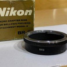 Cámara de fotos: NIKON BR-3. Lote 198524068