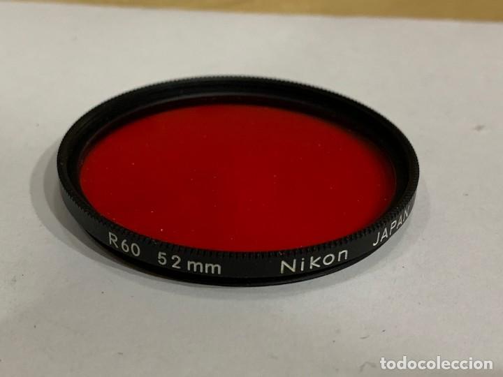 NIKON FILTRO 52MM R60 (Cámaras Fotográficas - Réflex (autofoco))