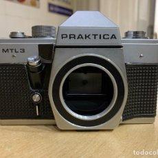 Cámara de fotos: PRAKTICA MTL3. Lote 198995300