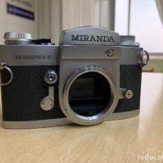 Cámara de fotos: MIRANDA SENSOREX II. Lote 198995430