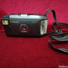 Cámara de fotos: CAMARA POLAROID VISIÓN AUTO FOCUS SLR CON FUNDA. Lote 199002497