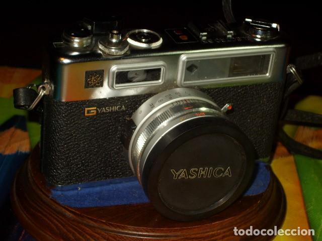 Cámara de fotos: CAMARA YASHIKA ELECTRO 35 GSN - Foto 5 - 199262032