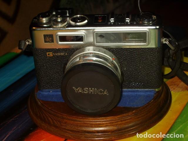 Cámara de fotos: CAMARA YASHIKA ELECTRO 35 GSN - Foto 6 - 199262032