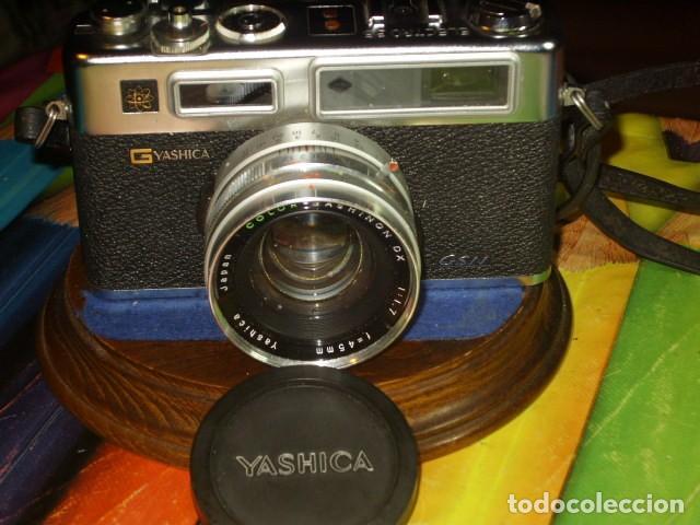 Cámara de fotos: CAMARA YASHIKA ELECTRO 35 GSN - Foto 7 - 199262032