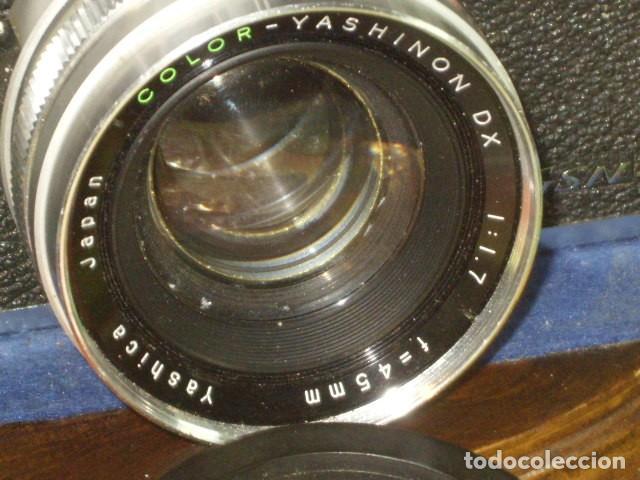 Cámara de fotos: CAMARA YASHIKA ELECTRO 35 GSN - Foto 9 - 199262032