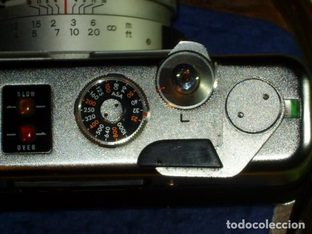 Cámara de fotos: CAMARA YASHIKA ELECTRO 35 GSN - Foto 12 - 199262032