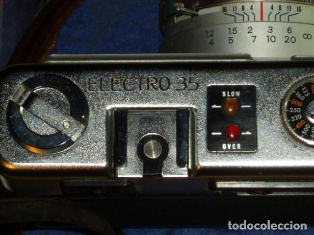 Cámara de fotos: CAMARA YASHIKA ELECTRO 35 GSN - Foto 13 - 199262032