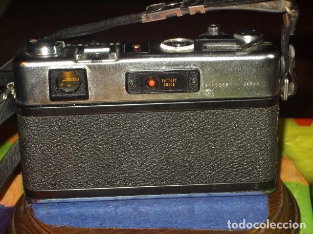 Cámara de fotos: CAMARA YASHIKA ELECTRO 35 GSN - Foto 14 - 199262032