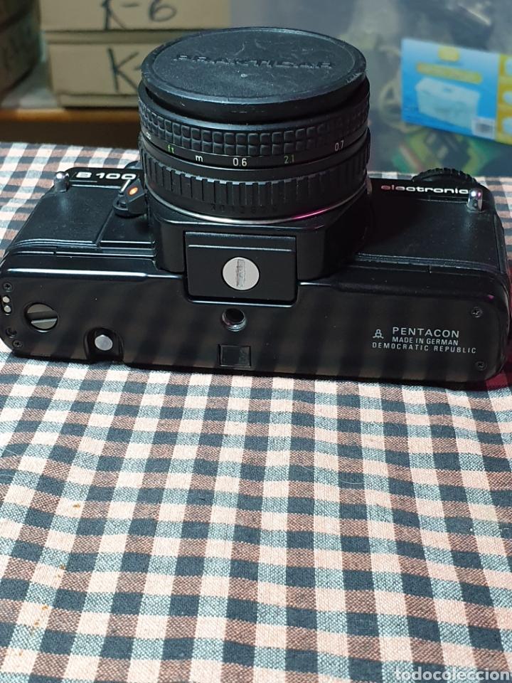 Cámara de fotos: Cámara, practica, B 100, electronic, reflex - Foto 6 - 199473521
