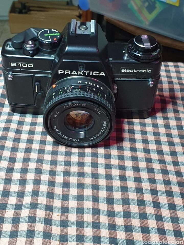 Cámara de fotos: Cámara, practica, B 100, electronic, reflex - Foto 7 - 199473521