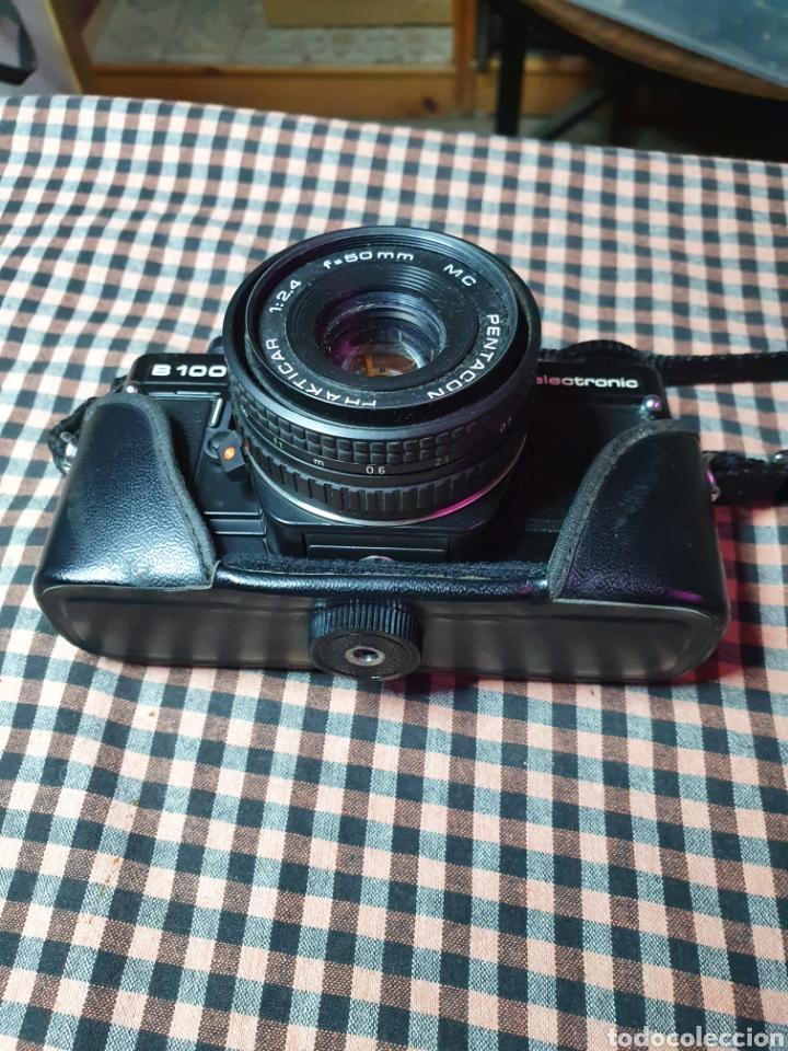 Cámara de fotos: Cámara, practica, B 100, electronic, reflex - Foto 10 - 199473521