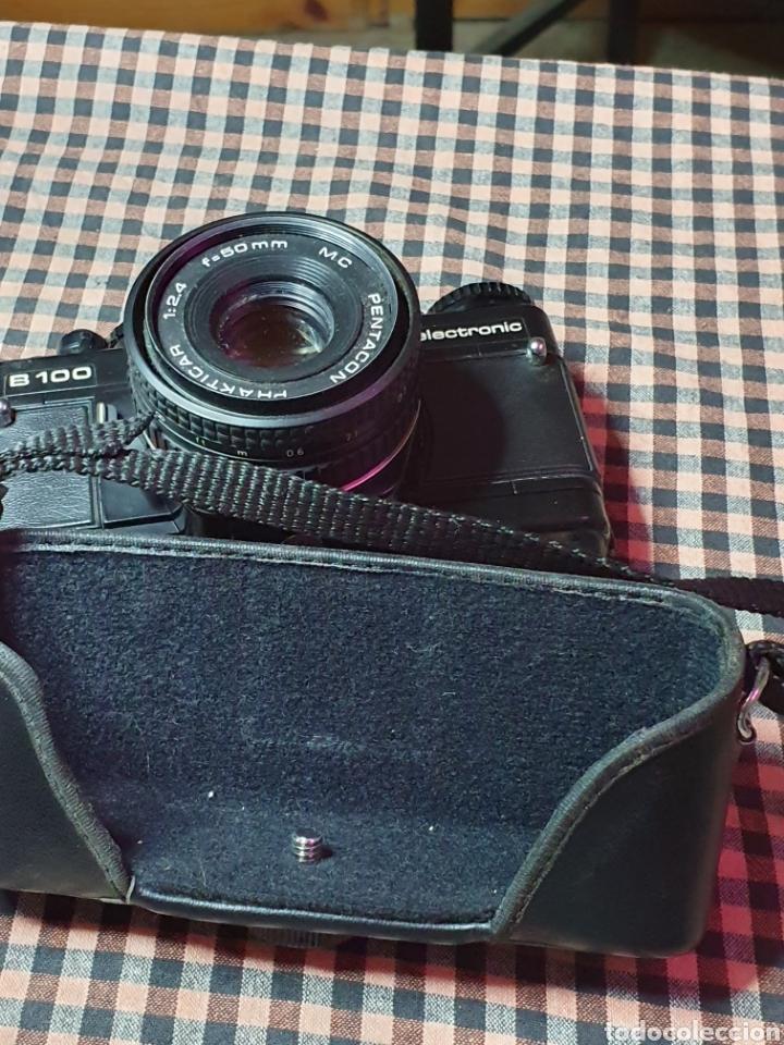 Cámara de fotos: Cámara, practica, B 100, electronic, reflex - Foto 12 - 199473521