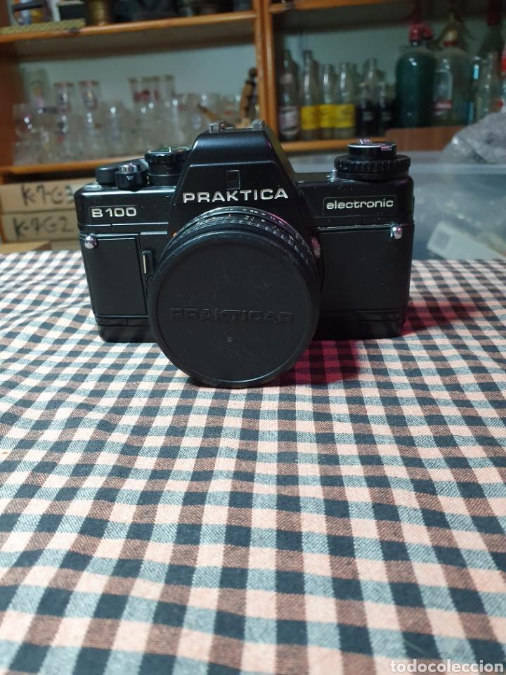 CÁMARA, PRACTICA, B 100, ELECTRONIC, REFLEX (Cámaras Fotográficas - Réflex (autofoco))