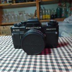 Cámara de fotos: CÁMARA, PRACTICA, B 100, ELECTRONIC, REFLEX. Lote 199473521