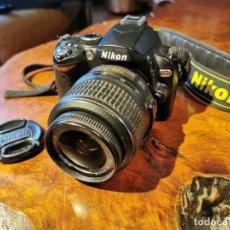 Appareil photos: NIKON DIGITAL REFLEX D60 CON OBJETIVO 18-55 MM. Lote 200185251