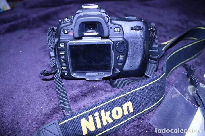 Cámara de fotos: KIT NIKON D 80 reflex dslr camara fotos digital - Foto 7 - 203044385