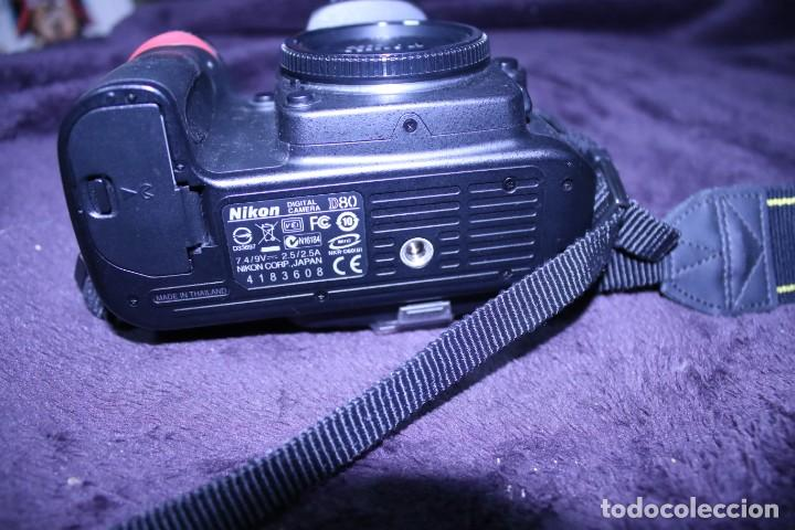 Cámara de fotos: KIT NIKON D 80 reflex dslr camara fotos digital - Foto 9 - 203044385