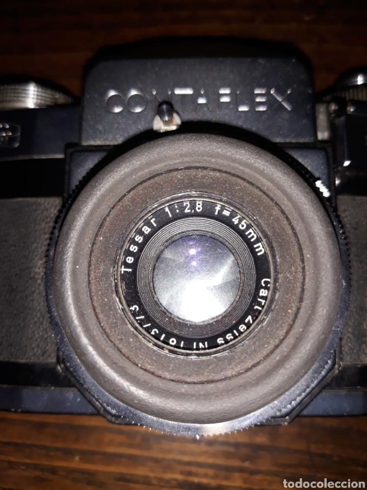 Cámara de fotos: ZEISS IKON CONTAFLEX - Foto 8 - 203130740