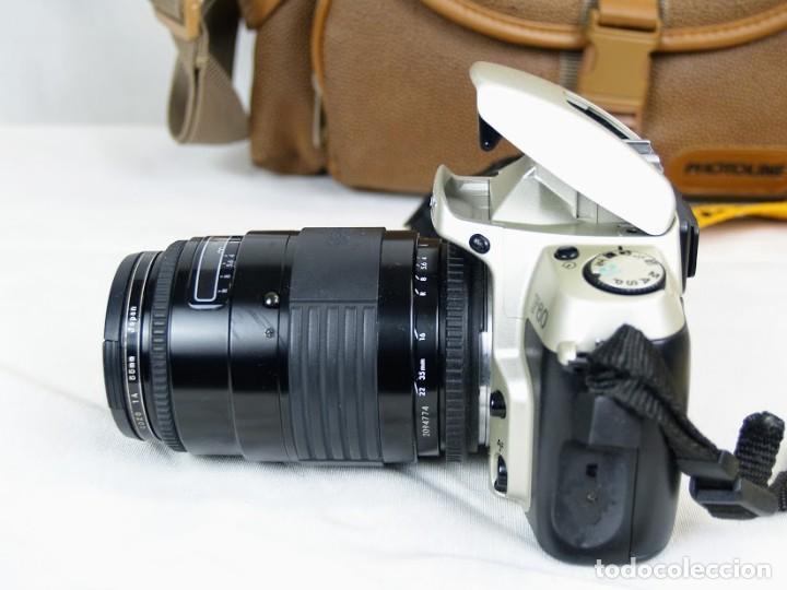 Cámara de fotos: Camara de fotos Nikon F60 + objetivo Sigma F35-135 mm - Foto 2 - 203628652