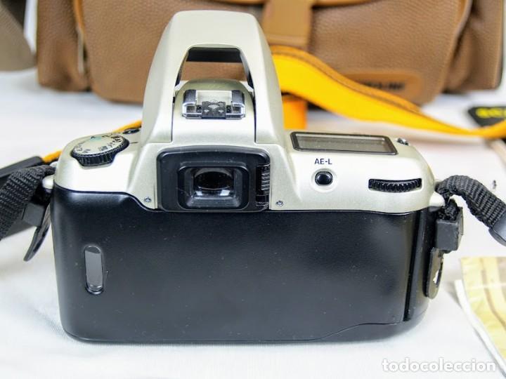 Cámara de fotos: Camara de fotos Nikon F60 + objetivo Sigma F35-135 mm - Foto 4 - 203628652