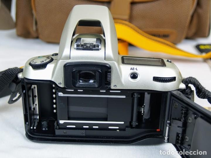 Cámara de fotos: Camara de fotos Nikon F60 + objetivo Sigma F35-135 mm - Foto 5 - 203628652