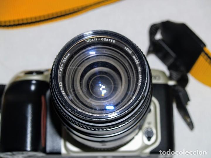 Cámara de fotos: Camara de fotos Nikon F60 + objetivo Sigma F35-135 mm - Foto 8 - 203628652