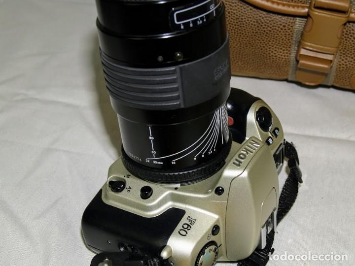 Cámara de fotos: Camara de fotos Nikon F60 + objetivo Sigma F35-135 mm - Foto 10 - 203628652