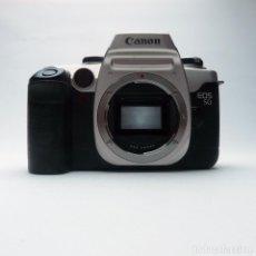 Cámara de fotos: CAMARA REFLEX ANALOGICA CANON EOS 50-DEFECTUOSA. Lote 205719952