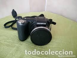 CAMARA DE FOTOS OLYMPUS 15XPTICAL ZOOM WIDE,SP-600UZ IMAGE STABILIZATION 12 MEGAPIXEL,TARJETA DE 2GB (Cámaras Fotográficas - Réflex (autofoco))